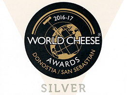 2016 - World Cheese Silver - Gorgonzola Piccante San Lucio